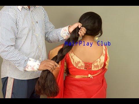 Xxx Mp4 भाभी के लम्बे बालों को पकड़ा खेला और Sister In Laws Long Hair Play 3gp Sex