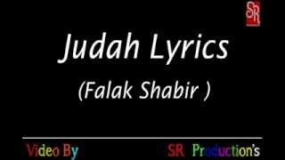 Falak Shabir Judah Full Album Songs Lyrics