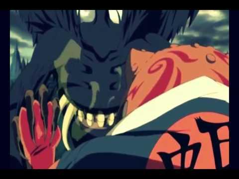 Naruto  Naruto Vs Muku (Satori)