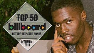 Top 50 • US Hip-Hop/R&B Songs • December 1, 2018   Billboard-Charts