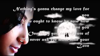 English Nice Song..((Change My Love For You))..With Lyrics