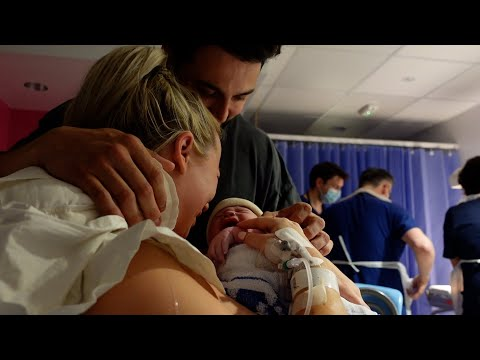 BIRTH VLOG RAW INDUCTION LABOUR & DELIVERY OF OUR FIRST BABY