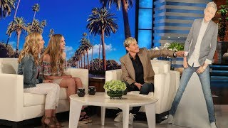 Teen Who Couldn't Stop Talking About Ellen While Under Anesthesia Visits Show