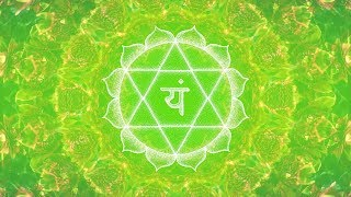 HEART CHAKRA Sleep Meditation   Bring Back Joy, Love & Gratitude   Healing Chakra Sleep Music