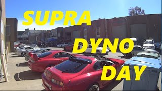 SUPRA DYNO DAY  (nsw supra club)