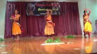 Shreeya Ryali - Veppilai Dance performance 2014