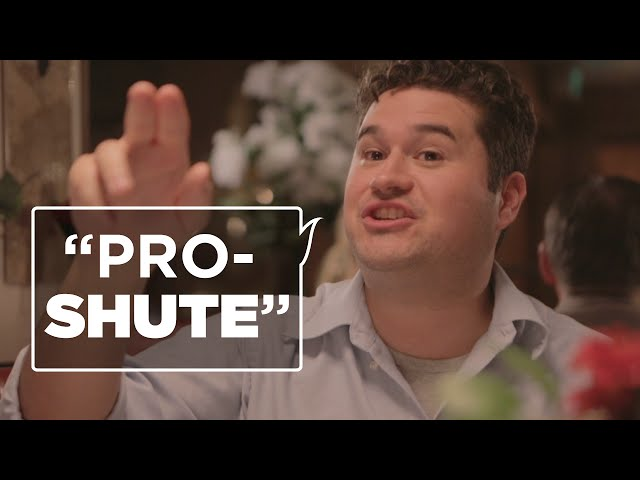 The Guy Who Over-Pronounces Foreign Words