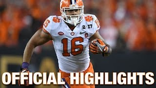 Jordan Leggett Official Highlights | Clemson Tigers Tight End