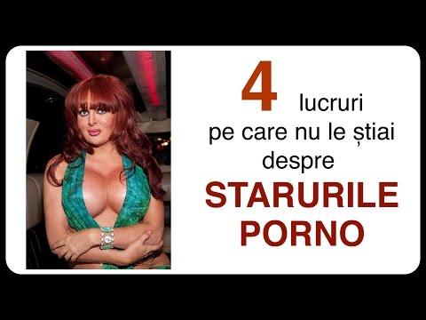4 lucruri pe care nu le știai despre starurile porno
