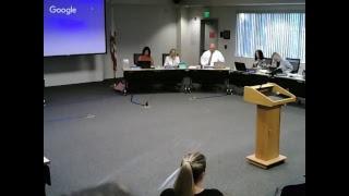 Regular Meeting of the Board of Martinez USD - 6/26/17