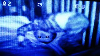 Top 15 Mysterious Things Caught on Baby Monitors