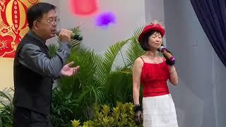 KaraOke Concert at TPY South CC - 16 Feb 2109