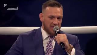 Mayweather vs McGregor World Tour: London Highlights