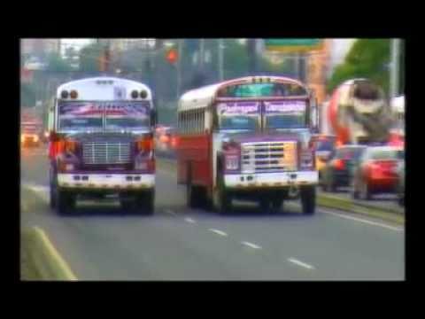 Encoxcando en rojo bus