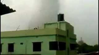 Tornado in Brahmanbaria, Bangladesh