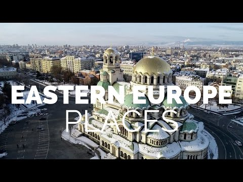 25 Best Places to Visit in Eastern Europe Travel Video