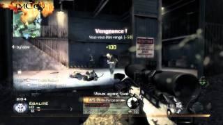 Modern Warfare 2 Sniper Dualtage | WaRTeK & imCou | Devastation [HD]