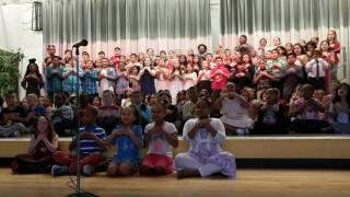 Good News by Ocean Park Standoff sung by Breckinridge Elementary