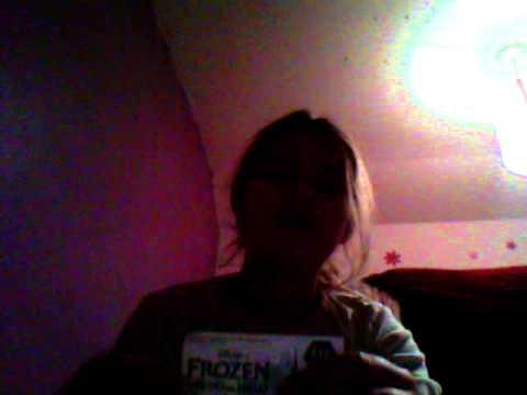 My frozen stiker book xxx