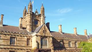This is the University of Sydney