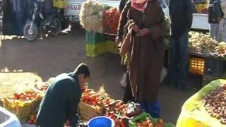 A Tunisian Countryside Market