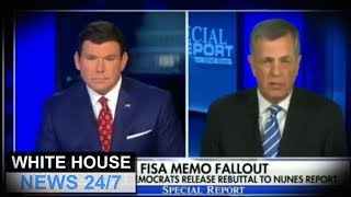 Fox news 2/28/18 - Dem Rebuttal Memo Released - The Five Fox news Today February 28, 2018