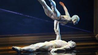 Supertalent Finale 2013 La Vision mit ihrer Tanzperformance