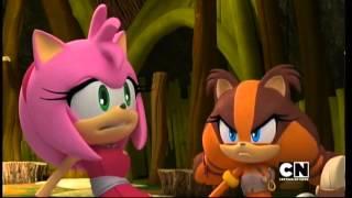 Sonic Boom I Episódio 5 A política da porta fechada Dublado