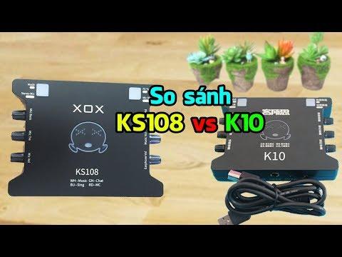 Xxx Mp4 So Sánh Sound Card XOX KS108 Với Sound Card XOX K10 Và Lời Khuyên Từ Cường Audio 3gp Sex
