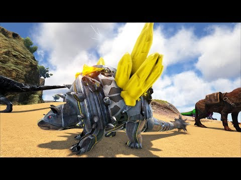 Xxx Mp4 ARK The Center MOD 9 Những Siêu Boss Trong Bản Mod Pandora 3gp Sex