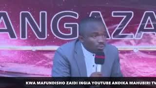 Kula neno LA Mungu by Pr David Mbaga