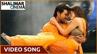 Racha Movie || Vaana Vaana Video Song || Ram Charan Teja, Tamanna