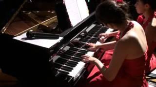 THE有頂天ホテルMainTitle ピアノ連弾(手元)
