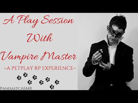 Xxx Mp4 ASMR ❣ Vampire Master Wants To Play With His Pet Gender Neutral ❣ 3gp Sex