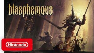 Blasphemous - Announcement Trailer - Nintendo Switch