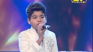 Voice Of Punjab Chhota Champ I Grand Finale I Rivaz Khan I Song-Tappe