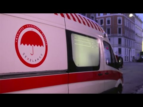 Danish 'sex ambulance' seeks to protect sex workers