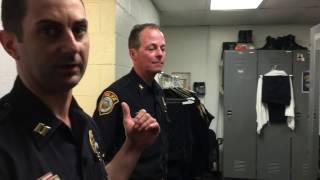 Wilton Police Station Tour