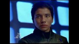 Power Rangers Ninja Storm - Thunder Rangers' Identities