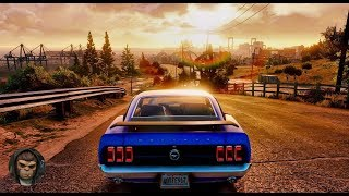 ► GTA 6 Graphics 🔥 Cars Gameplay! | ULTRA Realistic Graphics ✪ M.V.G.A. & REDUX 👍 PC GTA V MOD