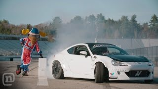 Tuerck'd: Ryan Tuerck Drifts New Hampshire Motor Speedway