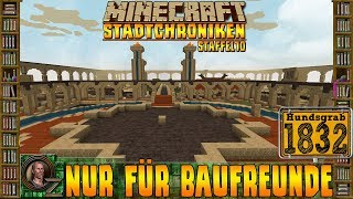 Minecraft Stadtchroniken [#1832] Nur für Baufreunde [HD+ Deutsch]
