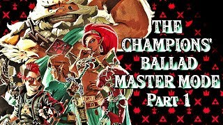 Breath of the Wild The Champions Ballad - Master Mode! - Part 1
