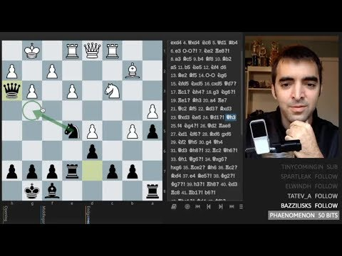 Unknowingly Beating the World Chess Champion