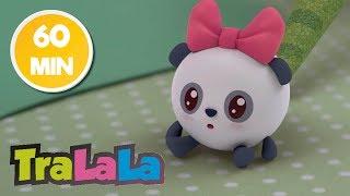 BabyRiki 60MIN (Prieteni mari) - Desene animate | TraLaLa