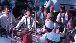 Makhdoom Ali Ahmad Sabir At The Urs Of Hazrat Shaikhul Alam, Rudauli Shareef 2016