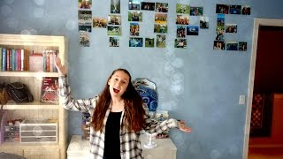 Room Tour 2016! Taking over my sisters room