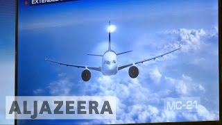 Iran courts aviation industry heavyweights air show