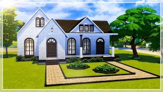 Base Game to Seasons | The Sims 4 stop motion build w/ BereSims