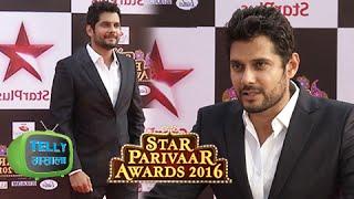 Dharam Aka Amar Upadhyay On Star Parivaar Awards 2016   Saath Nibhana Saathiya